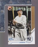 2017 Topps Series 1 SALUTE Insert RARE! SP PICK FROM LIST COMPLETE YOUR SET