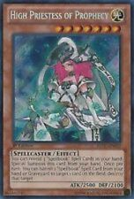 Yugioh High Priestess of Prophecy REDU-EN020 Secret Rare 1st Edition NM 3 AVAILA