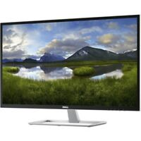 "Dell D Series LED-Lit Monitor 32"" White D3218HN, FHD 1920x1080, 16:9, IPS LED"
