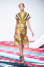 Peter Pilotto ruffle dress UK 4/6