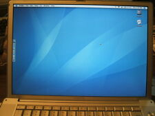 """Apple Powerbook G4 A1106 15"""" 1.5GHz or 1.67GHz LCD Display, 15.2"""" & Hinges"""