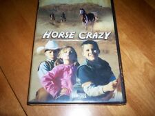 HORSE CRAZY Family Film Drama Classic Mustang Horse Story DVD SEALED NEW