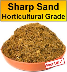 Horticultural Sharp Sand for Potting Soil - Lime Free Grit Sand 0.5,1,2 kg
