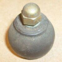 Vintage Atwater Kent Model 43 Original Metal Foot With Nut
