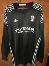 Fulham Adidas Adizero Goalkeeper Jersey Mens size XL