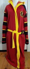 Harry Potter Fleece Robe Gryffindor Size S/M