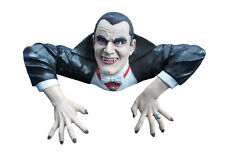 HALLOWEEN DRACULA GRAVE BUSTER PROP DECORATION HAUNTED HOUSE CEMETARY