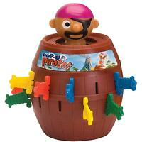 Tomy 7028 Pop-Up Pirate Childrens Action Classic Board Game Toy New