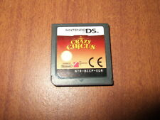 Crazy Circus für Nintendo DS / NDS *lose*