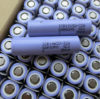 18650 Battery 3200mAh Samsung ICR18650-32A  Rechargeable Li-ion
