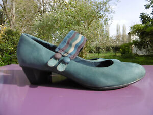Chaussures Camper Twins Bleues T 37