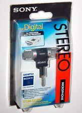 Genuine Sony ECM-DS70P Electret Condenser Stereo Microphone