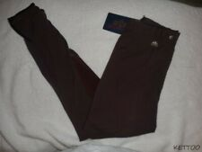 NWT Georg Schumacher Breeches Burgundy  with Suede Knee Patch  Size LADIES 28L