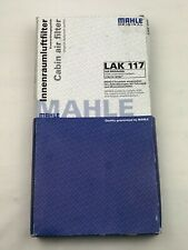 LAK 117 original Mahle Innenraum Luftfilter Pollenfilter mit Aktivkohle