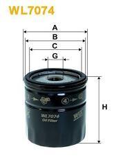 1x Wix Oil Filter WL7074 - Eqv to Fram PH5713