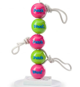 Planet Dog Woof And Fetch Dispenser Ball Top Rated Toy Floats