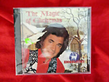 NEW Engelbert Humperdinck CD The Magic of Christmas Factory Sealed 1995