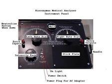 Complete Hieronymus Analyzer Machine, dataDVD, psychic Radionics