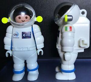 PMW Playmobil ASTRONAUTA ESA Luca Parmitano Italy 5460 ASTRONAUT 宇航員 Nuevo New