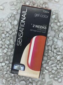Sensationail Gel Color 7,39 ml 2 Weeks TROPICAL PUNCH 73004 *neu* 💅💡