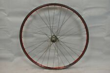 Velocity Aerohead Rear Road Bike Wheel Shimano Freehub OLW130 14mm 32S Charity!!
