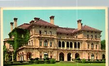The Breakers  Vanderbilt Mansion Newport RI 1965 Vintage Postcard FF