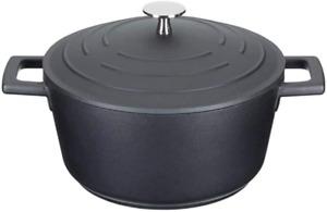 MASTER CLASS MasterClass Cast Aluminium Induction-Safe Non-Stick Casserole Dish