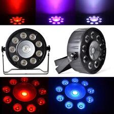10X DMX PAR64 RGB LED Laser Projektor Stagelampe Bühnenbeleuchtung Strahler Show
