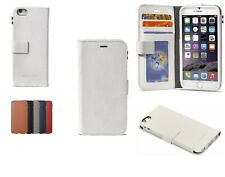 Genuine Leather Wallet Case For iPhone 6 in white from Decoded brand