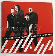 U2 - SOMETIMES YOU CAN'T MAKE IT ON YOUR OWN - CD Single  Nuovo Unplayed