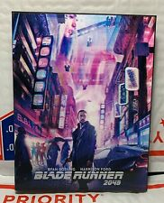 Blade Runner 2049 4K Lenti Slip Only! Hdzeta! No Blu-Ray Or Stelbook Or Booklet!