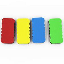 1PC Colorful Mini Non-Magnetic Rubber Dry Wipe Whiteboard/Blackboard Eraser