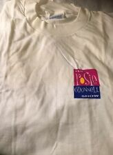 "Vintage ""The Rosie O'Donnell Show"" T Shirt: Adult Med."