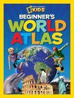 Beginner's World Atlas (Hardback or Cased Book)