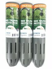 (Lot Of 3) Easy Flex Tree Trunk Protectors Gray Dimex - Free Shipping