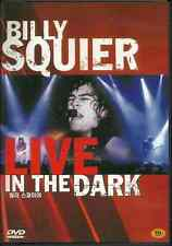 BILLY SQUIER  LIVE IN THE DARK  NEW  DVD
