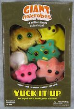 GIANT MICROBES--YUCK IT UP MINIS THEME GIFT BOX--Ear Wax Pee Toe Jam Vomit Wart