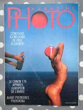 PHOTO MAGAZINE CINEMA 56 de 1984 - Jacques ALEXANDRE Robert FARBER RIO BRANCO