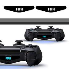 1x FIFA PS4 Playstation Dualshock Light bar decal Sticker