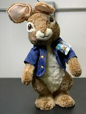 "Rare 23"" Standing Peter Rabbit 2 Movie Plush Dan Dee Collector's Choice - NEW!!!"