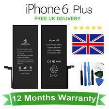Nuevo 100% de alta capacidad batería de reemplazo para iPhone 6+ 6 Plus 2915 mAh + Herramientas