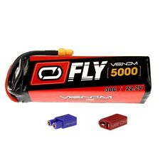 Venom Fly 30C 6S 5000mAh 22.2V LiPo Battery with UNI 2.0 Plug - VNR25021