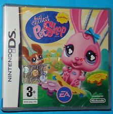 Littlest Pet Shop - Giardino - Nintendo DS NDS - PAL New Nuovo Sealed