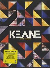 KEANE Perfect Symmetry CD + DVD Limited Deluxe 2008 * NEW
