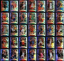 2019-20 Prizm Silver Parallel Basketball Cards Complete Your Set U Pick 1-300