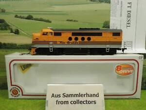 Bachmann 0165 H0 US Diesellok Rio Grande mit OVP TOP (WH) A0741