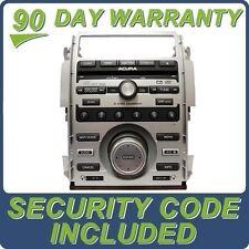05 06 07 08 Acura RL XM  Radio Stereo MP3 DVD 6 Disc Changer CD Player 4XL0 4XL2