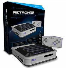 Hyperkin RetroN 5 Retro Video Gaming System - Grey