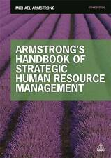 Armstrongs Handbook of Strategic Human Resource Management, Armstrong, Michael,