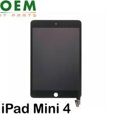 For iPad Mini 4 LCD Touch Screen Display Digitizer Genuine Assembly Black New